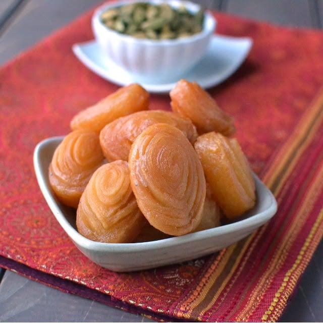 Andhra Pradesh Madatha Kaaja Thapeshwaram Khaja Traditional Dessert Recipe Cookshideout