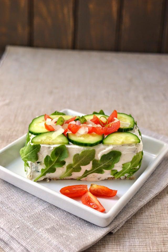 Smörgåstårta - Swedish sandwich cake Recipe | cookshideout
