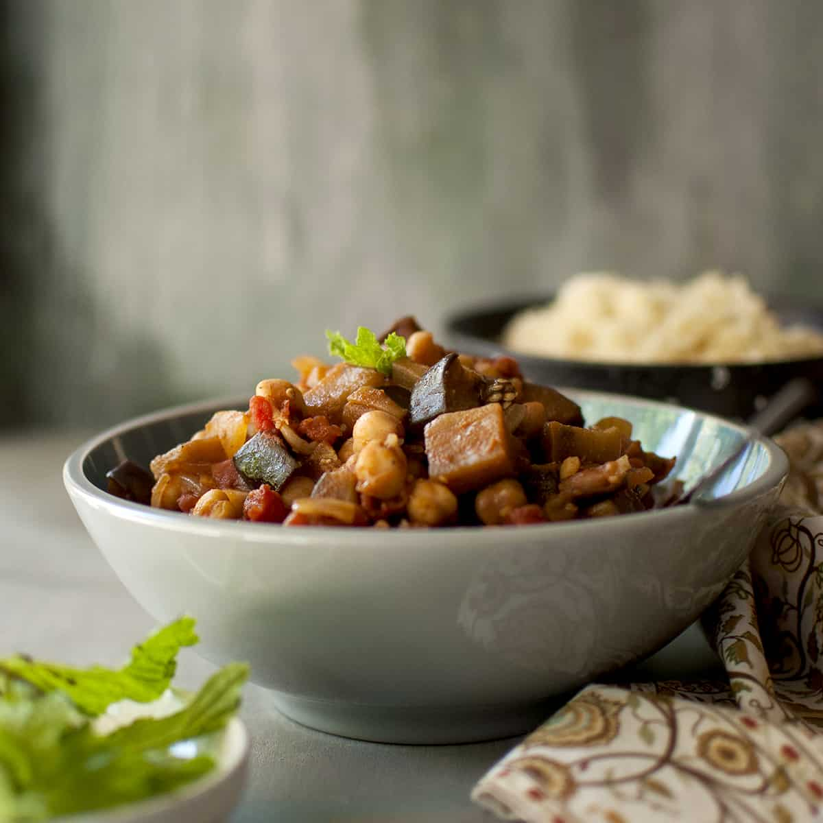 Vegetarian Lebanese Moussaka Recipe Cook S Hideout