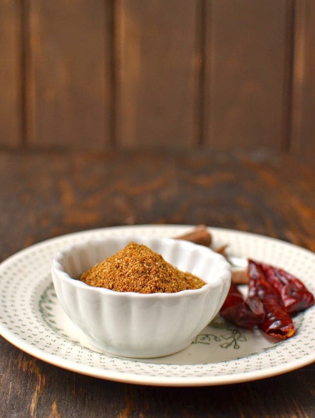 Homemade Sri Lankan Curry Powder