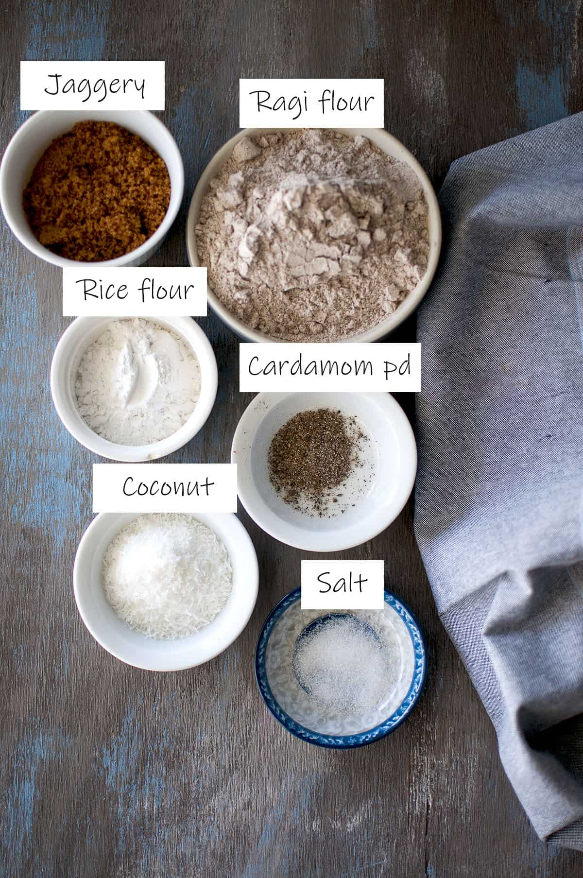 Ingredients needed - details in recipe card