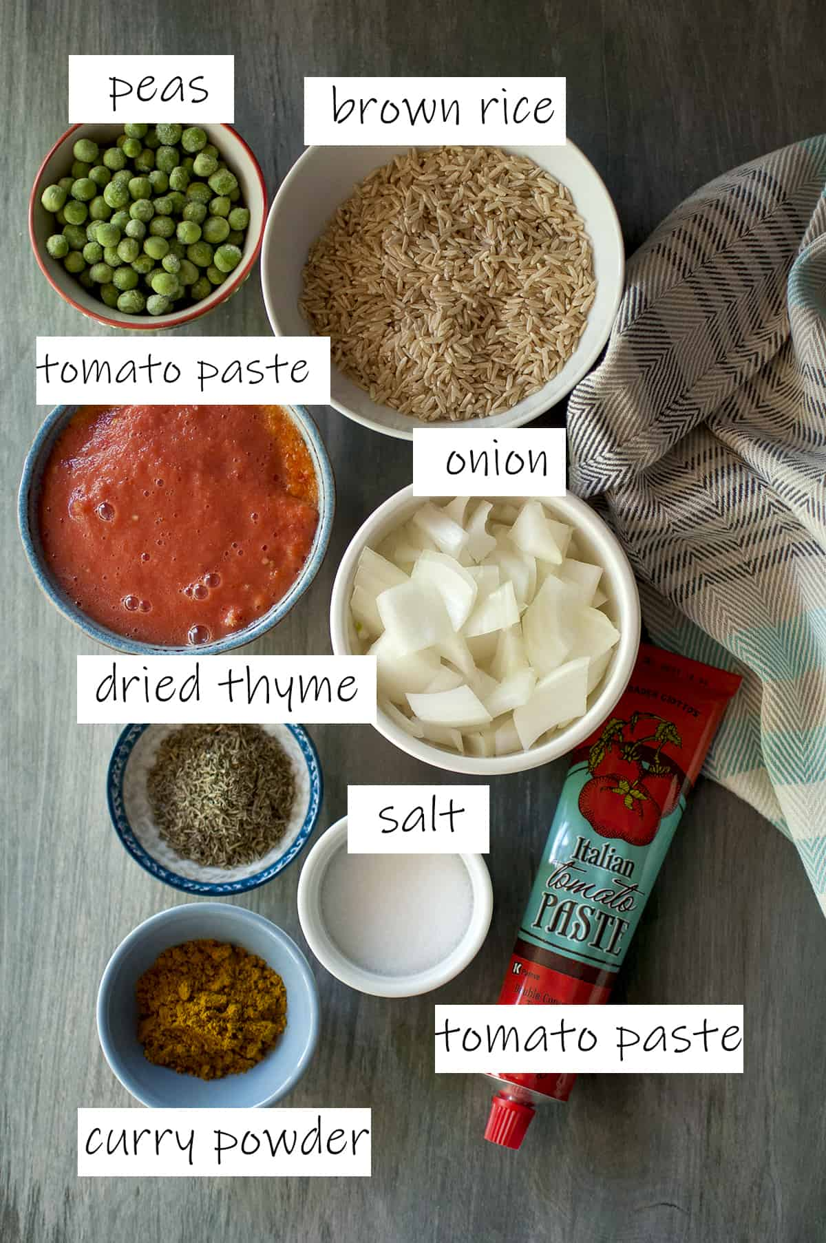 Ingredients needed to make the recipe - details in recipe card
