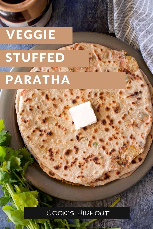 Navratan Paratha