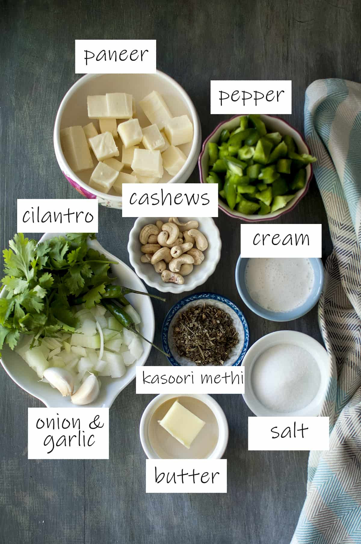 Ingredients needed - details in the recipe card