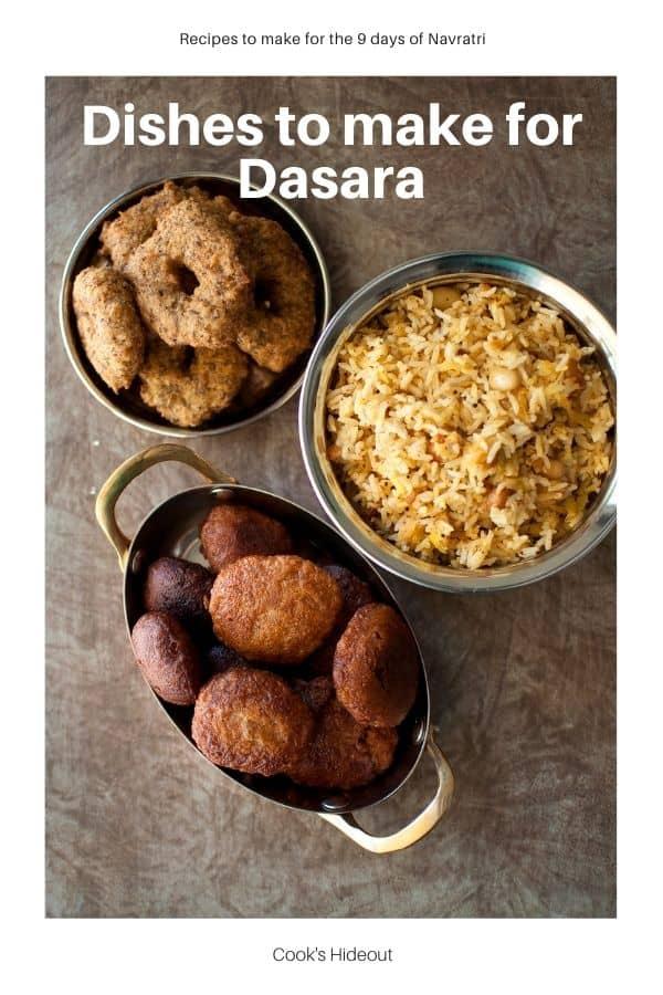 Dasara recipes