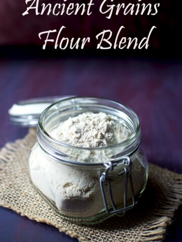 Ancient Grains Gluten free Flour blend