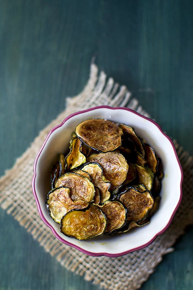 Zucchini Chips (Baked Recipe)