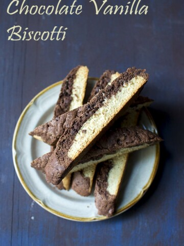 Double decker Biscotti
