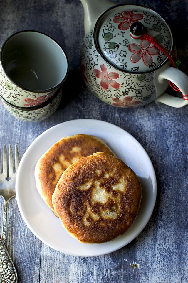 Stuffed Korean Pancakes