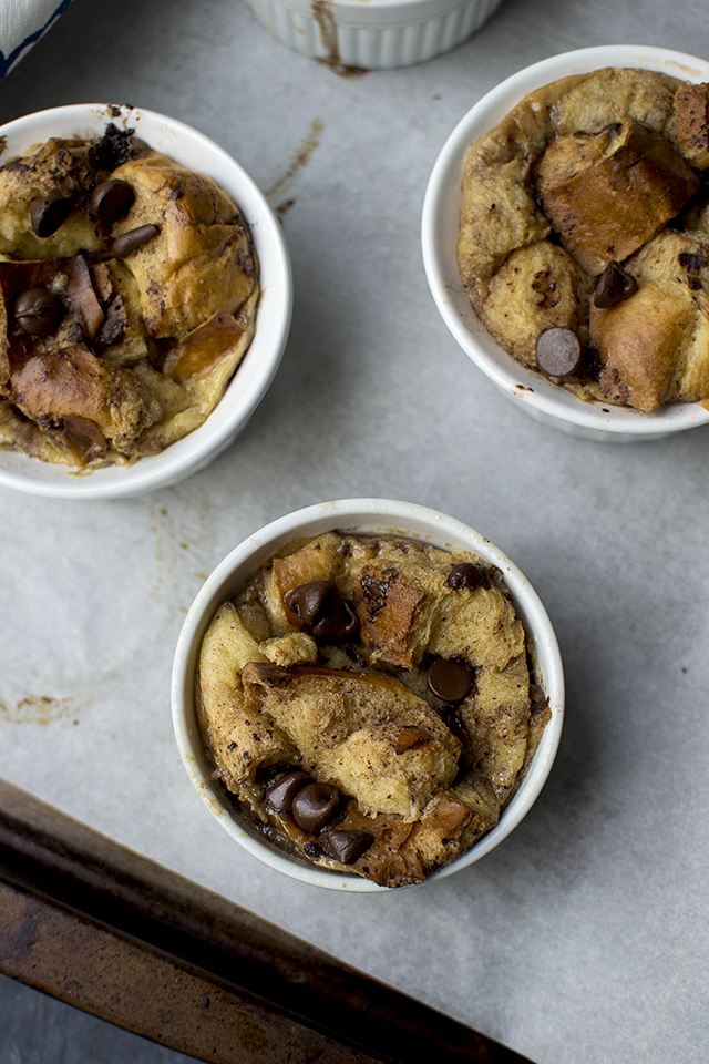 Simple Bread Pudding