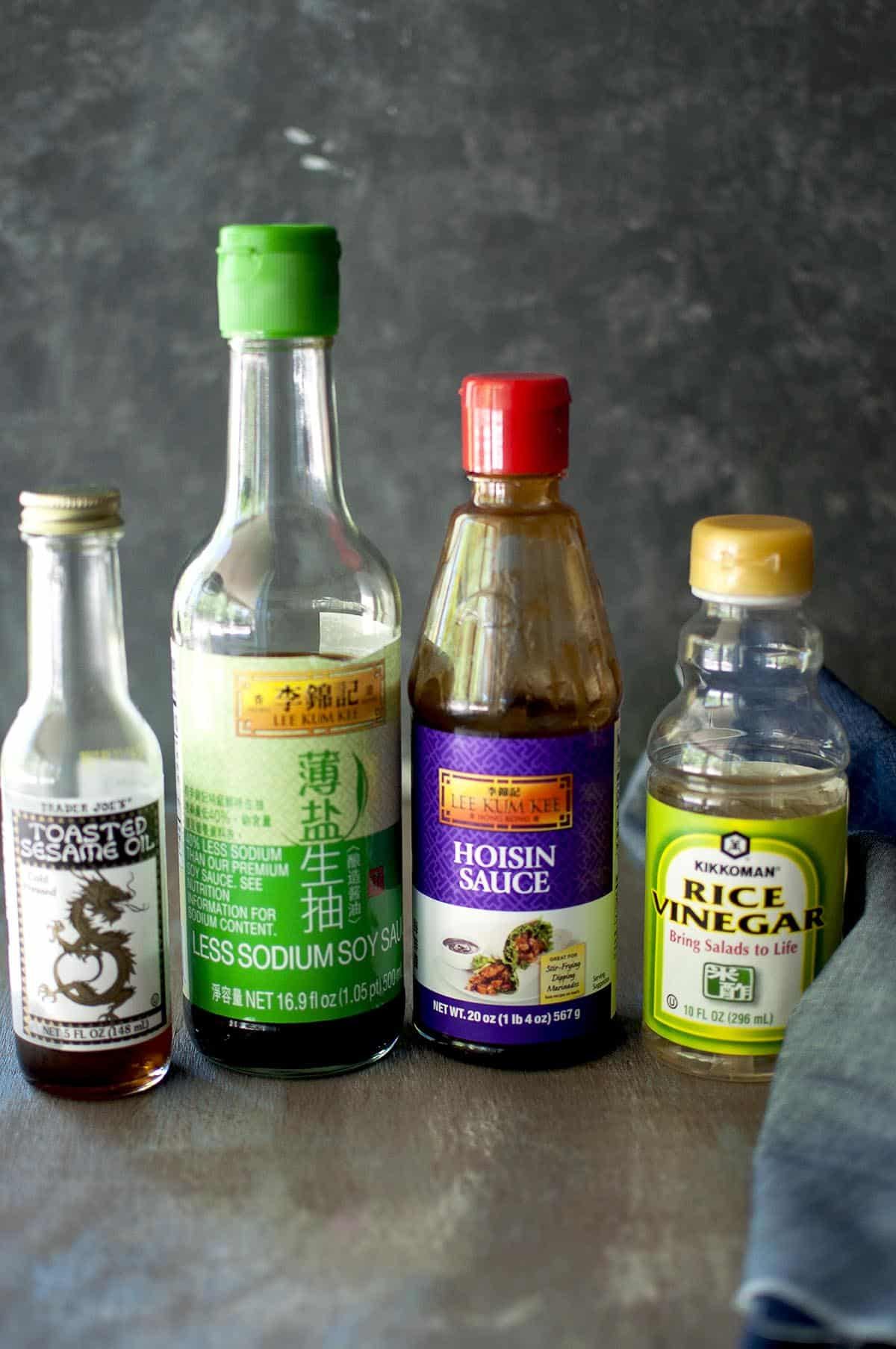 Asian sauces needed - details in recipe card