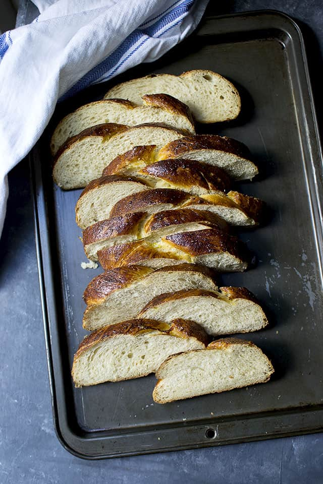 Easy Challah Bread Recipe