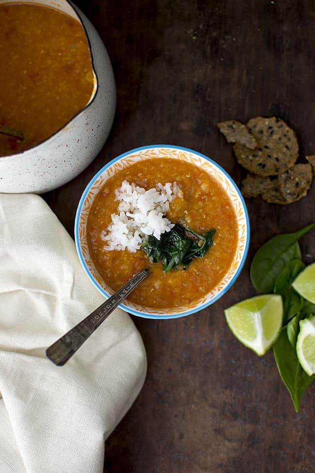 Bombay Dal Soup