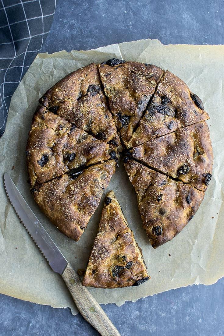 Roundup of Sweet Flatbread