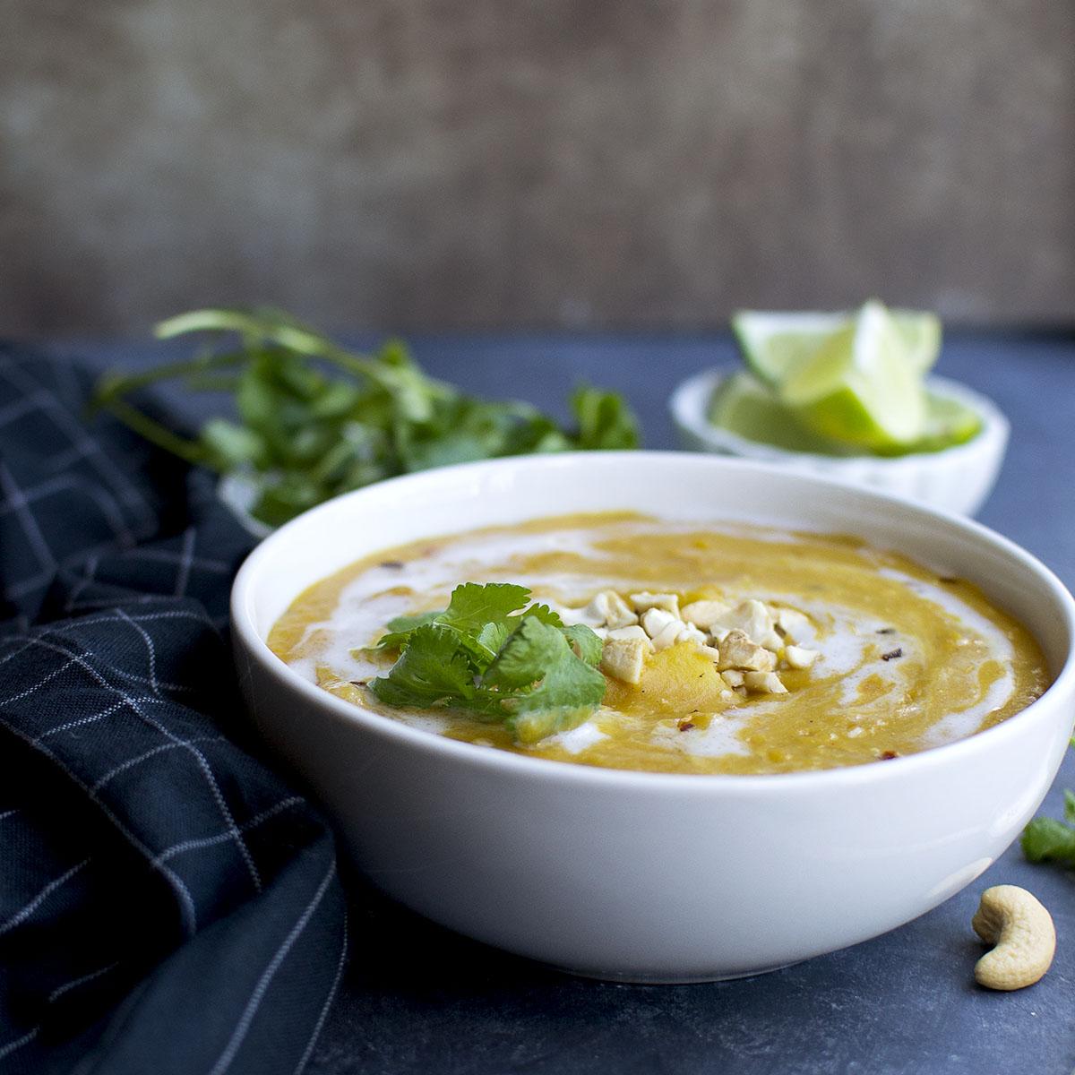 Vegan Mulligatawny Soup Recipe Cook S Hideout