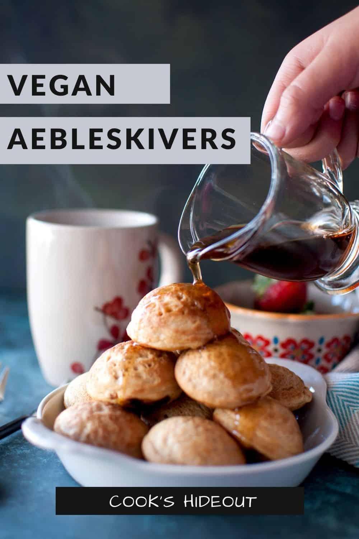 Vegan Danish Aebliskivers