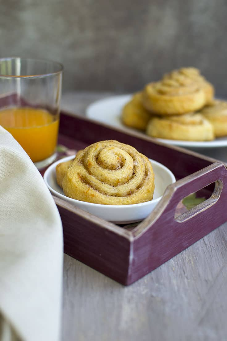 Easy crescent cinnamon rolls recipe cook 39 s hideout for Andhra cuisine dishes