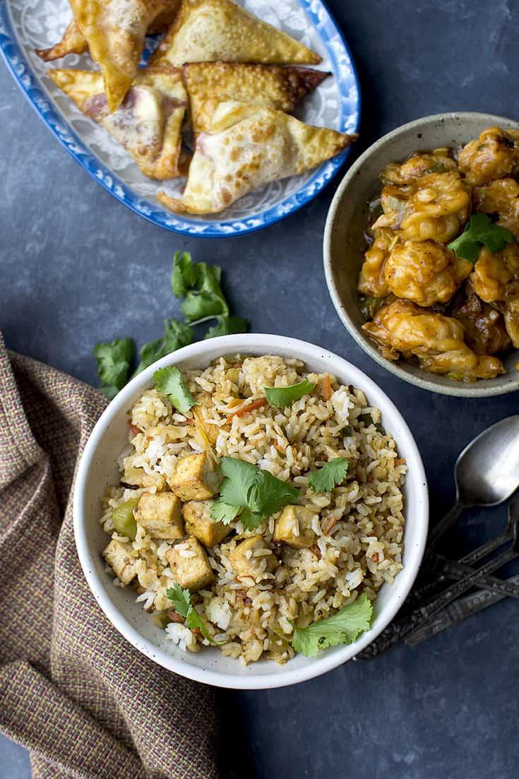 Indo-Chinese Cauliflower Fritters