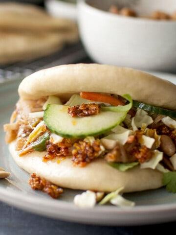 Vegan Bao Bun